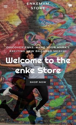enke Online Store Launch